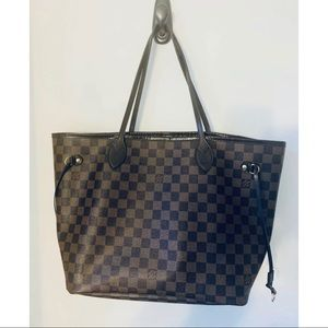LOUIS VUITTON Neverfull PM Tote Bag SD5103